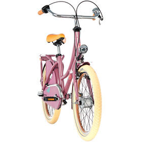 s'cool chiX classic 20 3-S Juniorcykel Barn violett